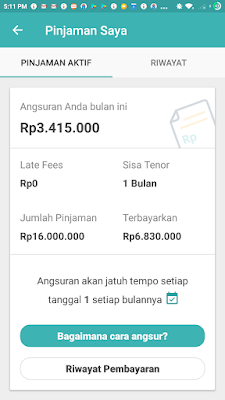 Indodana, Pinjaman Online