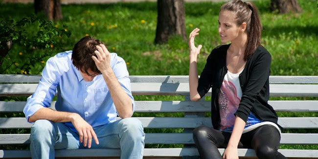 5 Hal yang Membuat Cowok Suka Kesal Kepada Cewek