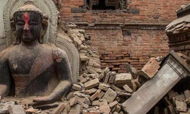 Gempa Nepal 2015
