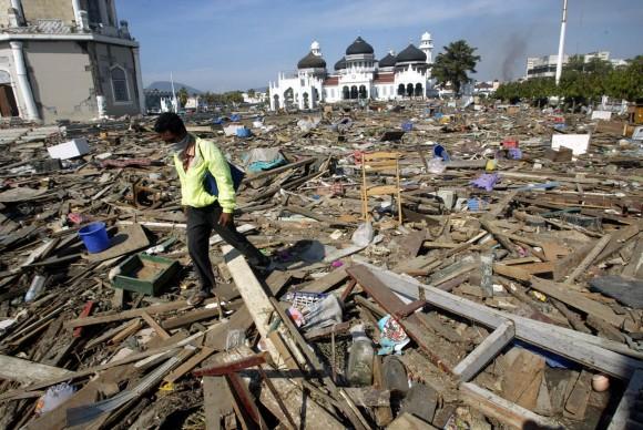 Gempa Bumi dan Tsunami Samudera Hindia 2004