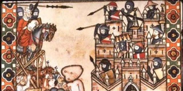 Ilustrasi Perang Salib