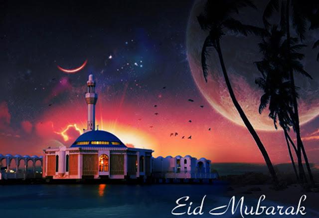 Kumpulan Pantun Ucapan Selamat Hari Raya Idul Fitri 2018