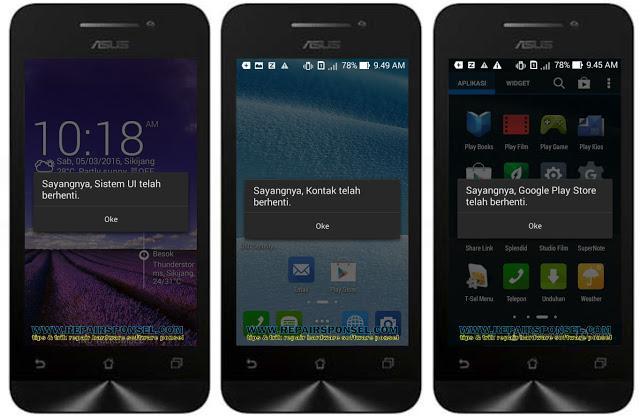 """5 Cara Mengatasi """"Sayangnya Aplikasi Terlah  Berhenti"""" Di Smartphone Android"""