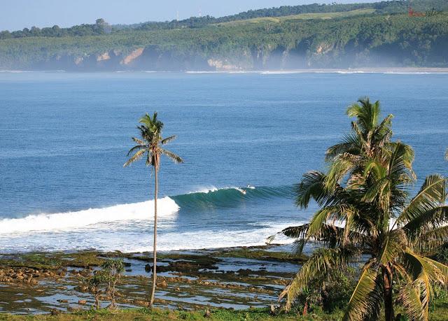 Tempat Nining Menghilang Selama 1,5 Tahun, Inilah 5 Misteri Tentang Pantai Pelabuhan Ratu