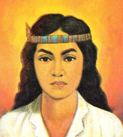 Martha Christina Tiahahu