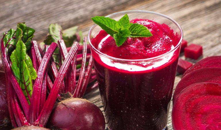 Beberapa Manfaat Mengkonsumsi Buah Bit Bagi Kesehatan