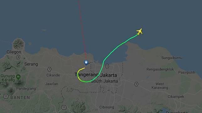 Kronologi Jatuhnya Pesawat Lion Air JT 610 di Tanjung Karawang