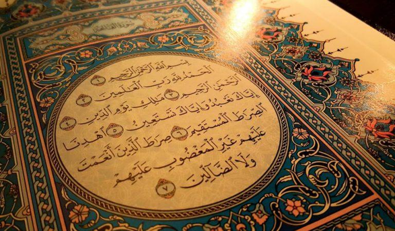Harus Tahu, Inilah 3 Keutamaan Surat Al-Fatihah