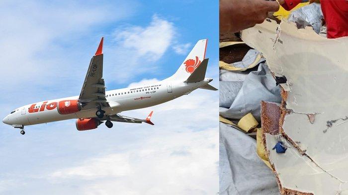 Video: Beginilah Kondisi Lokasi Jatuhnya Pesawat Lion Air JT-610 di Tanjung Karawang