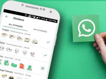 Cara Aktifkan Fitur Whatsapp Stiker dengan Mudah