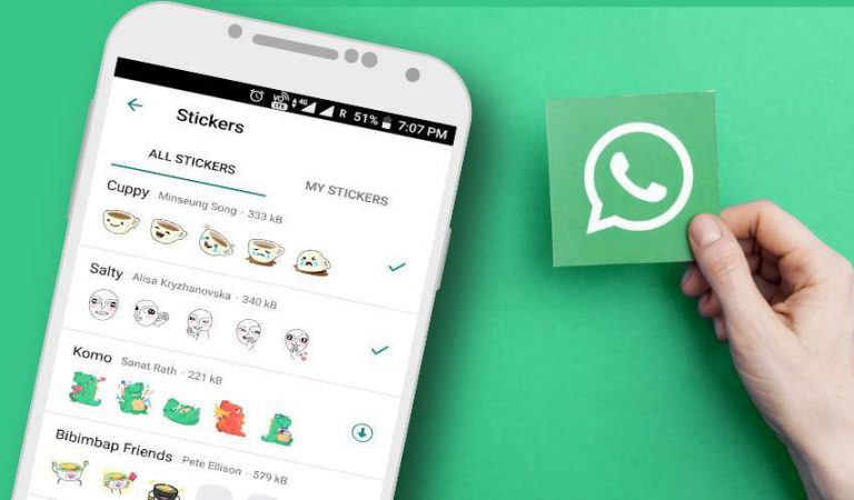 Langkah Mudah Cara Gunakan Whatsapp Stiker