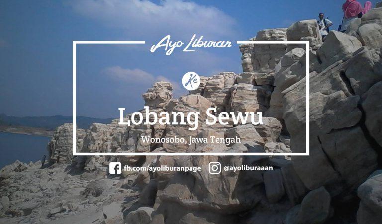Tempat Liburan Keren di Wonosobo: Lubang Sewu