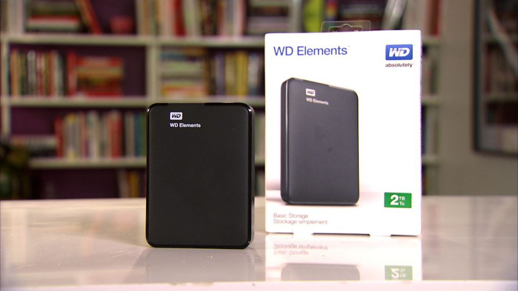 WD Elements External Hard Disk