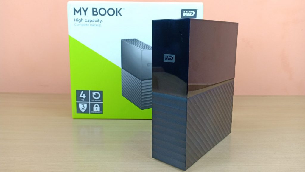 WD My Book External Hard Disk