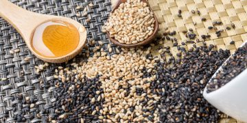 uge Health Benefits of Sesame