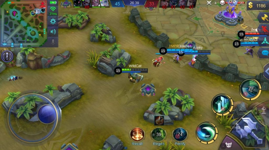 Cheat drone view mobile legends