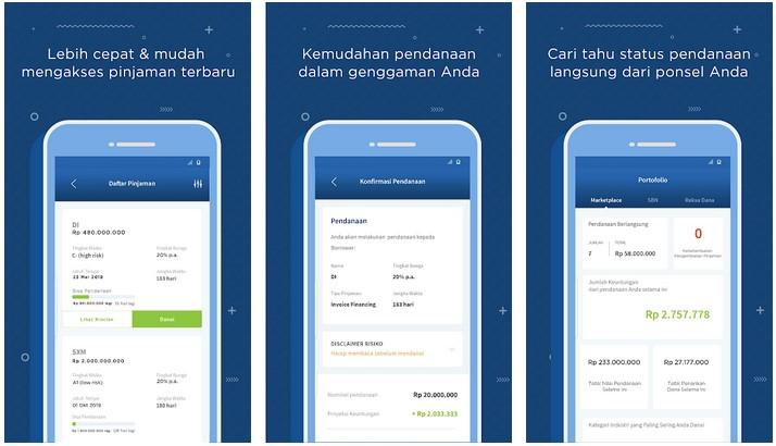 aplikasi pinjaman investree