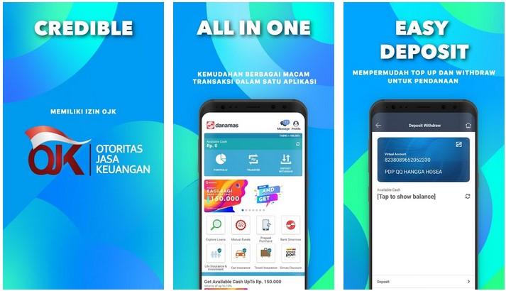 aplikasi pinjaman online danamas