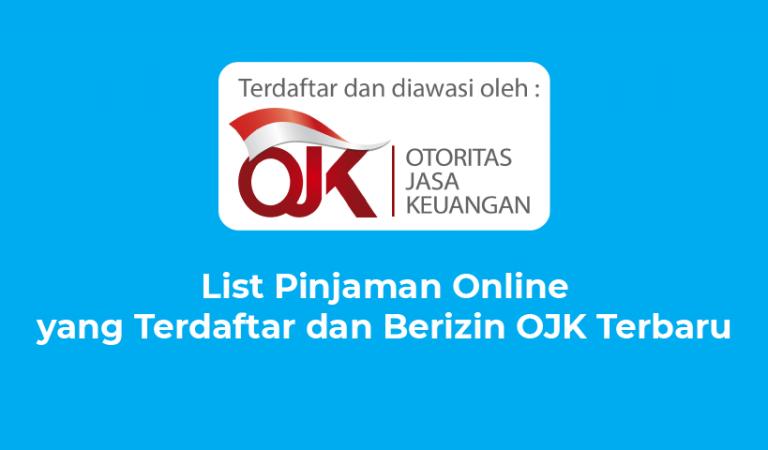 7 Aplikasi Pinjaman Online Resmi OJK, Cepat, Aman dan Terpercaya