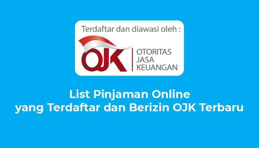 7 Aplikasi Pinjaman Online Resmi Ojk Cepat Aman Dan Terpercaya