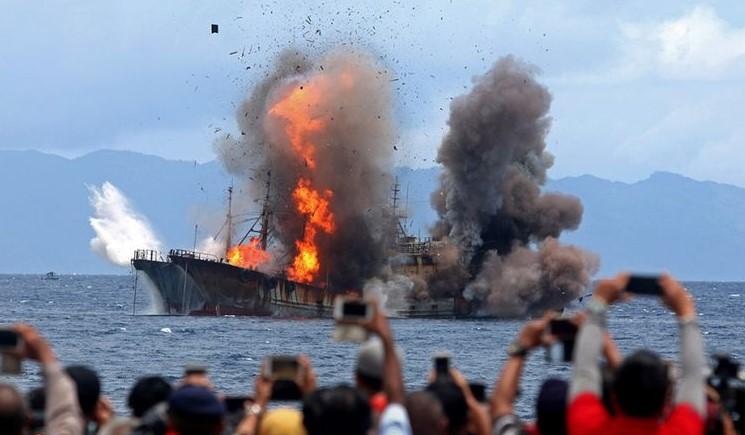 Sejarah sengketa laut natuna