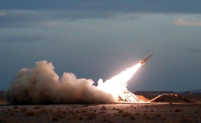aksi serangan konflik as-iran