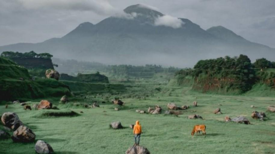 Wisata alam Ranu Manduro