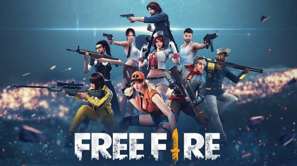Karakter free fire