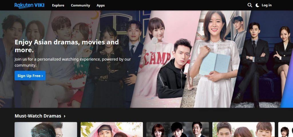 rakuten viki situs download drama korea dan subtitle bahasa indonesia