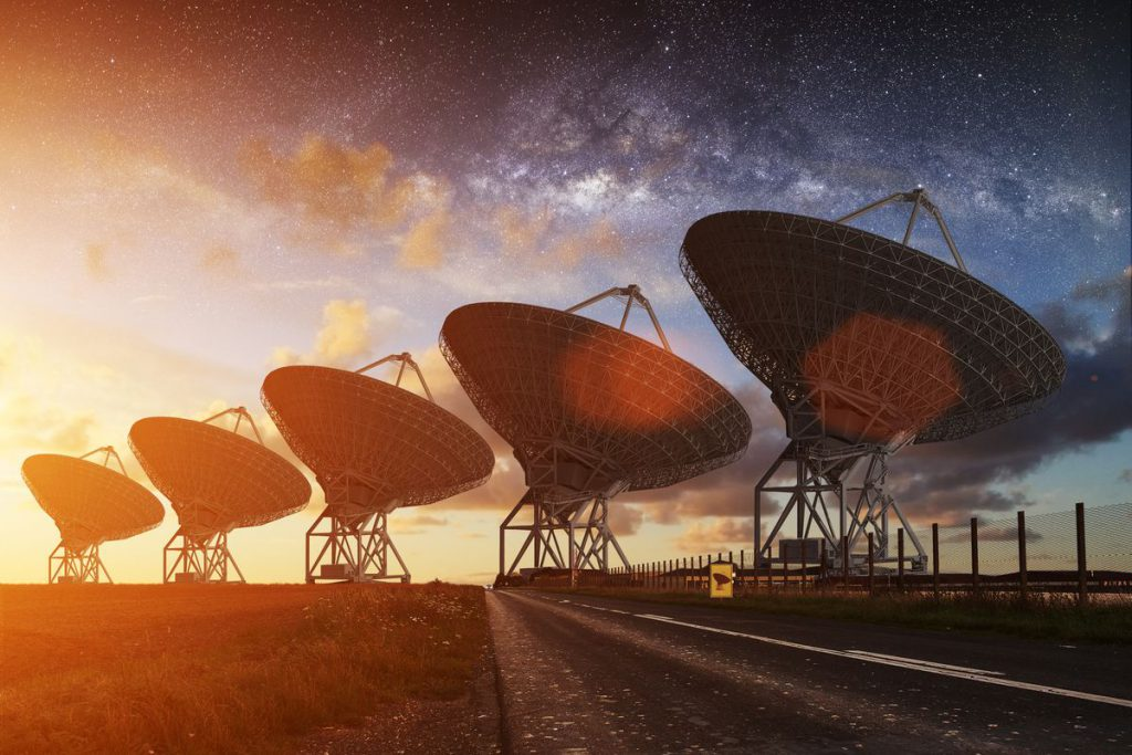 Search for Extraterrestrial Intelligence (SETI)