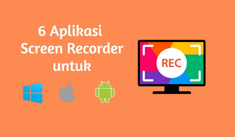 6 Aplikasi Screen Recorder Untuk HP Dan PC. Buat Kamu Calon Youtuber!